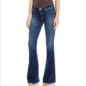 Hudson Jeans Mia 5 pocket Flare (in Dals)